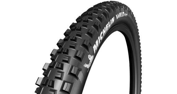 """Michelin Wild AM Fietsband 29"""" vouwband zwart"""